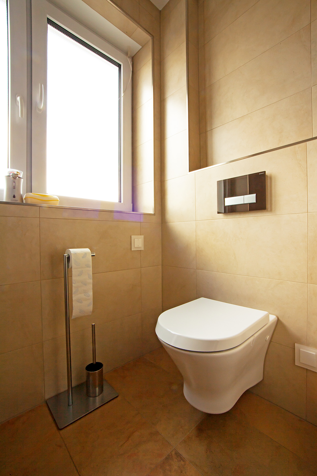 Sanitäranlagen - Bad mit WC