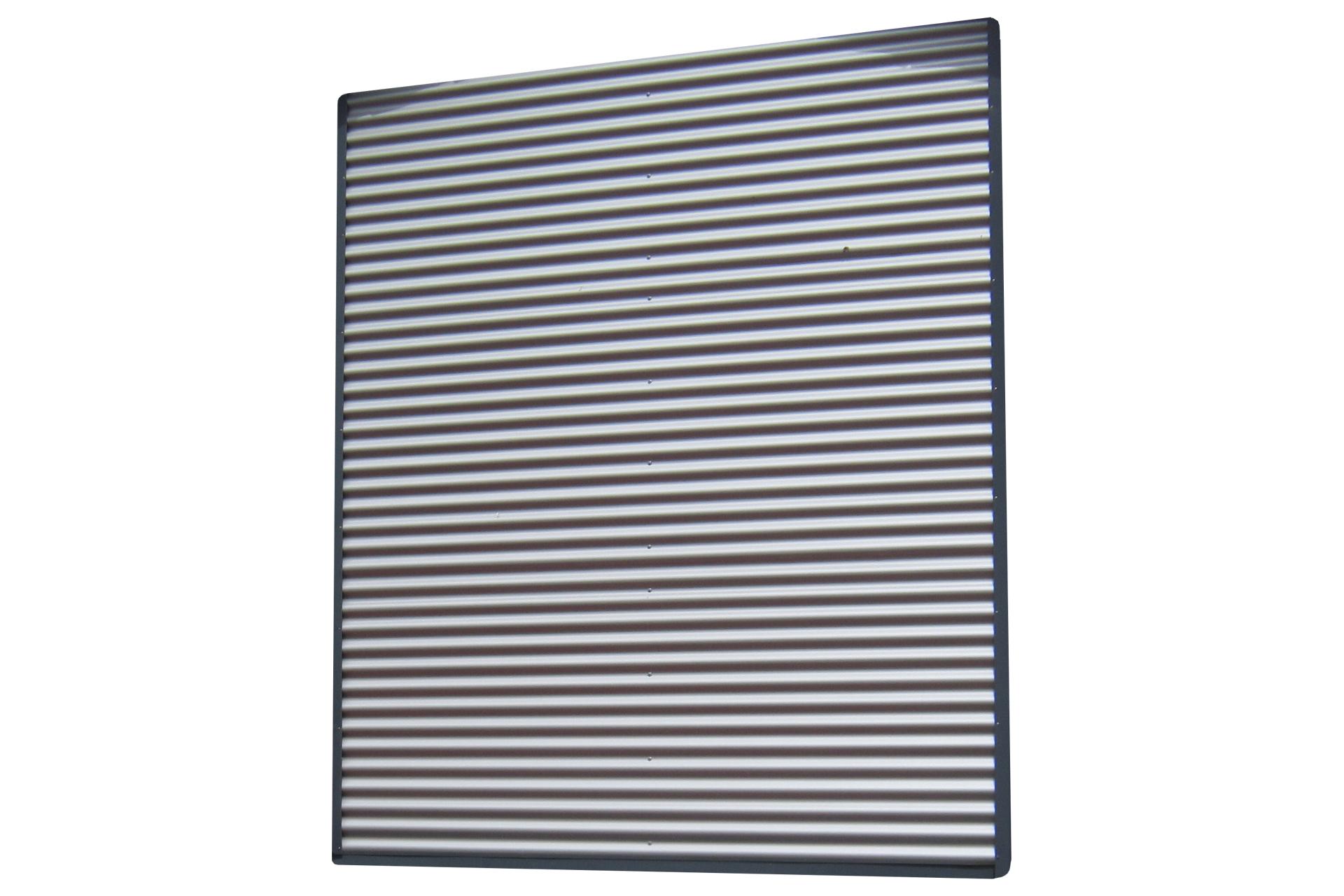 Metallfassaden - Blechfassade