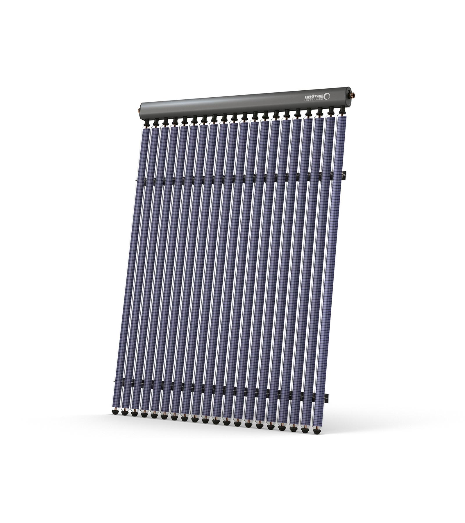 Solaranlagen - Röhrenkollektor